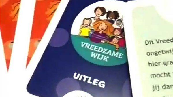 Het Vragenspel De Vreedzame Wijk...familie editie!